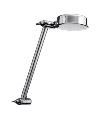 Delta Raincan Single-Setting Adjustable Arm Shower Head