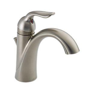 Lahara Single Handle Centerset Bathroom Faucet