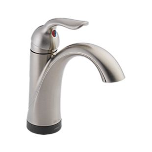 Lahara Single Handle Lavatory Faucet with Touch2O.xt Technology