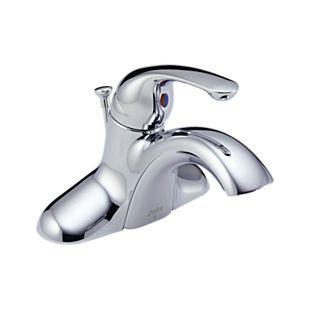 Classic Single Handle Centerset Lavatory Faucet