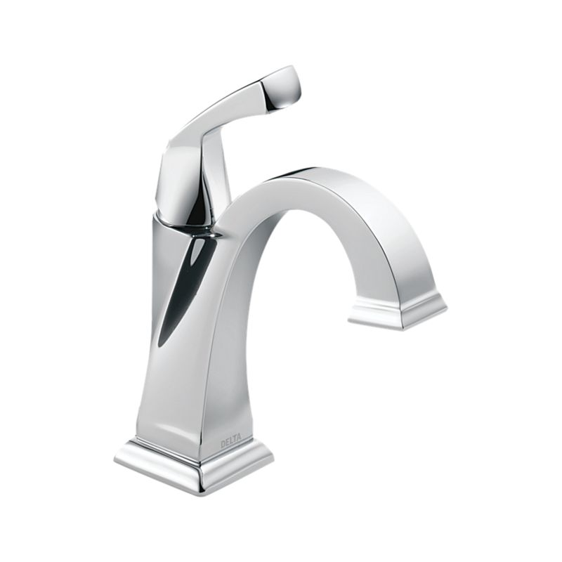 551 Dst Dryden Single Handle Lavatory Faucet Bath Products Delta Faucet