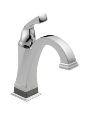Dryden Single Handle Lavatory Faucet with Touch2O.xt Technology