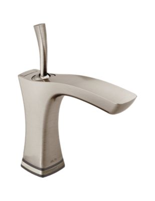 Tesla Single Handle Lavatory Faucet with Touch2O.xt Technology