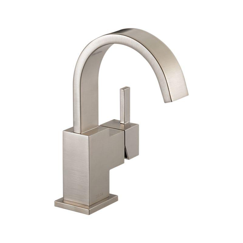 553LF-SS Vero Single Handle Bathroom Faucet : Bath Products : Delta ...