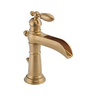 Victorian Single Handle Centerset Lavatory Faucet