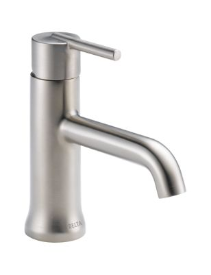 Trinsic Single Handle Lavatory Faucet - Metal Pop-Up