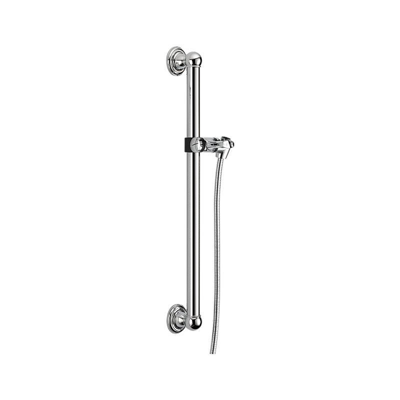 56302 Delta Adjustable Slide Bar / Grab Bar Assembly : Bath ...