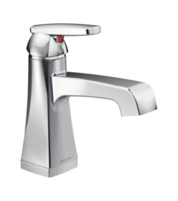 Ashlyn Single Handle Lavatory Faucet - Metal Pop-Up