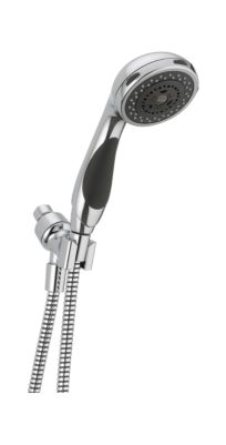 Delta Premium 3-Setting Shower Mount Hand Shower