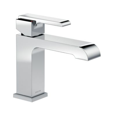 Ara Single Handle Lavatory Faucet- Less Pop-Up