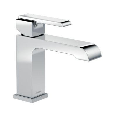Ara Single Handle Lavatory Faucet - Metal Pop-Up
