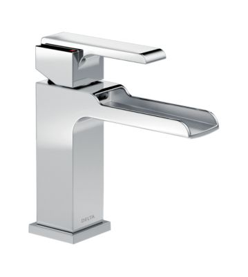 Ara Single Handle Lavatory Faucet with Channel Spout