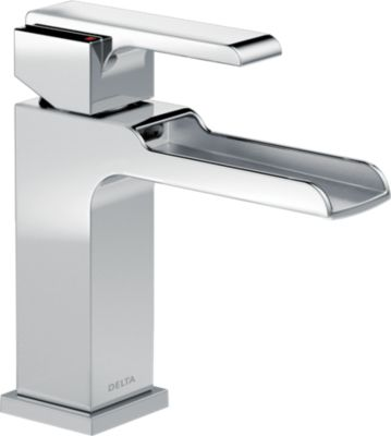 Ara® Single Handle Channel Lavatory Faucet