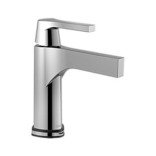 Zura Single Handle Bathroom Faucet with Touch<sub>2</sub>O.xt Technology