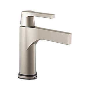 Zura Single Handle Bathroom Faucet with Touch2O.xt Technology