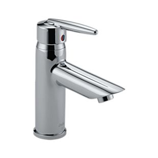 Grail Single Handle Centerset Lavatory Faucet - Less Pop-Up