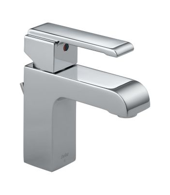 Arzo Single Handle Centerset Bathroom Faucet
