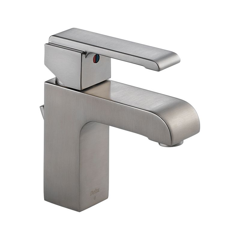 586LF-SSMPU Arzo® Single Handle Centerset Lavatory Faucet : Bath ...
