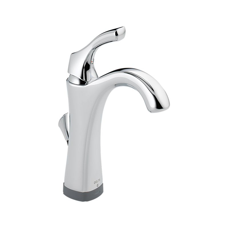 TDST Addison Single Handle Bath And Lavatory Touch Faucet With - One piece bathroom faucet