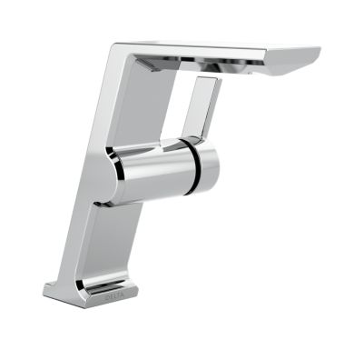 Single Handle Mid-Height Vessel Lavatory Faucet