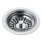 Kitchen Sink Flange & Strainer