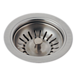 Kitchen Sink Flange and Strainer
