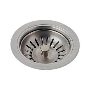 Delta Flange and Strainer - Kitchen Sink