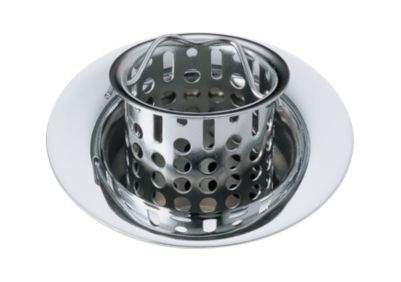 Classic Flange and Strainer - Bar/Prep Sink