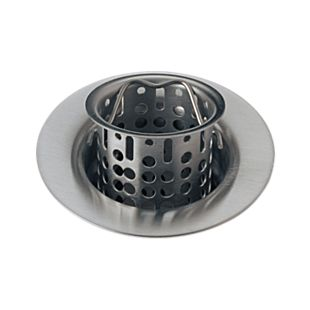 Delta Bar / Prep Sink Flange and Strainer