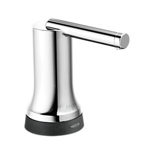 Delta Contemporary Soap Dispenser with Touch<sub>2</sub>O<sub>.xt</sub> Technology