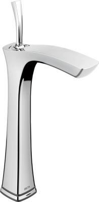 Tesla® Single Handle Vessel Bathroom Faucet With Touch2O.xt Technology