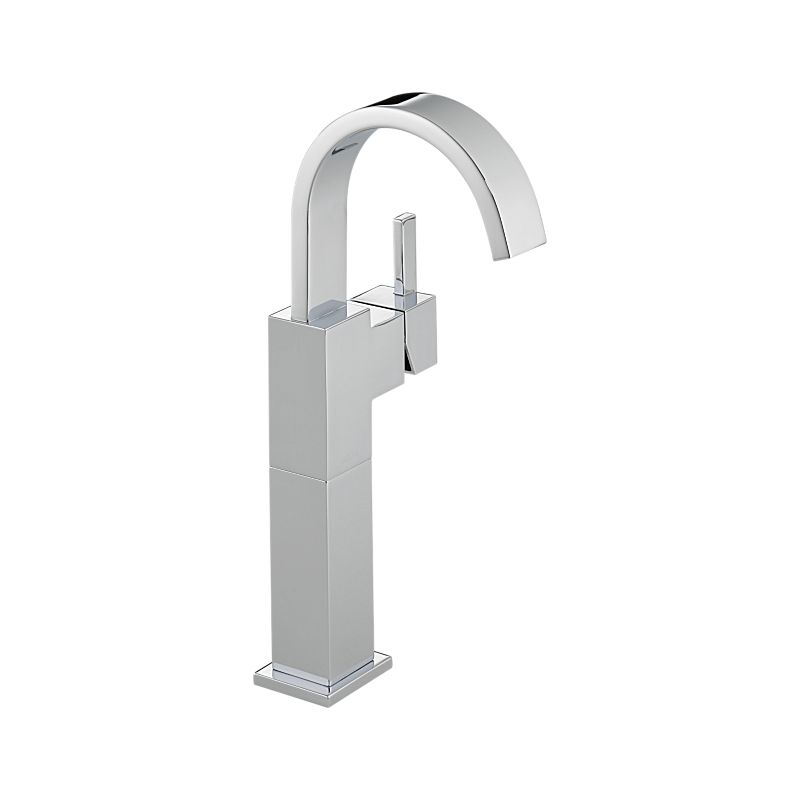 753LF Vero Single Handle Vessel Bathroom Faucet : Bath Products ...