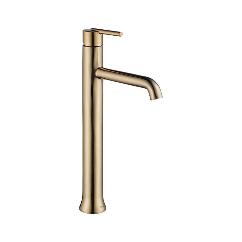 759 Cz Dst Trinsic 174 Single Handle Vessel Bathroom Faucet