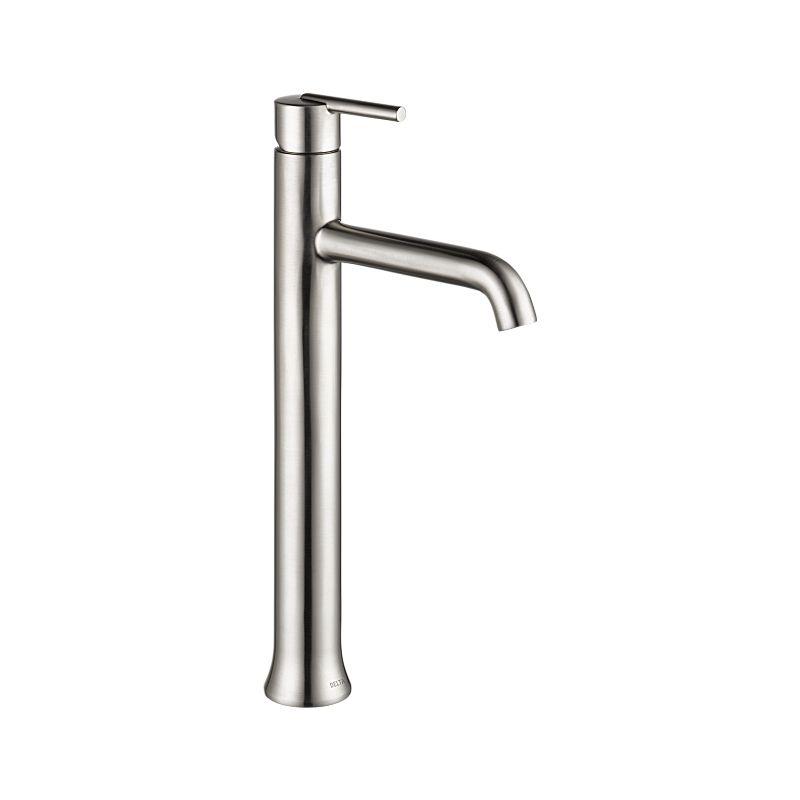 759 Ss Dst Trinsic 174 Single Handle Vessel Lavatory Faucet
