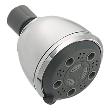 Three Spray Massage Shower Head
