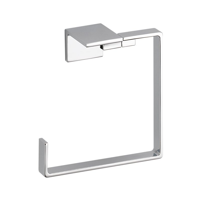 77746 Vero™ Towel Ring : Bath Products : Delta Faucet