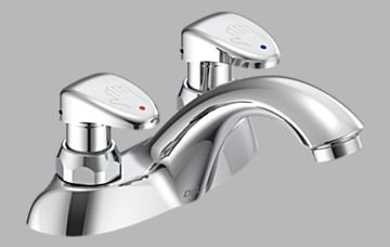 how to change faucet handle direction