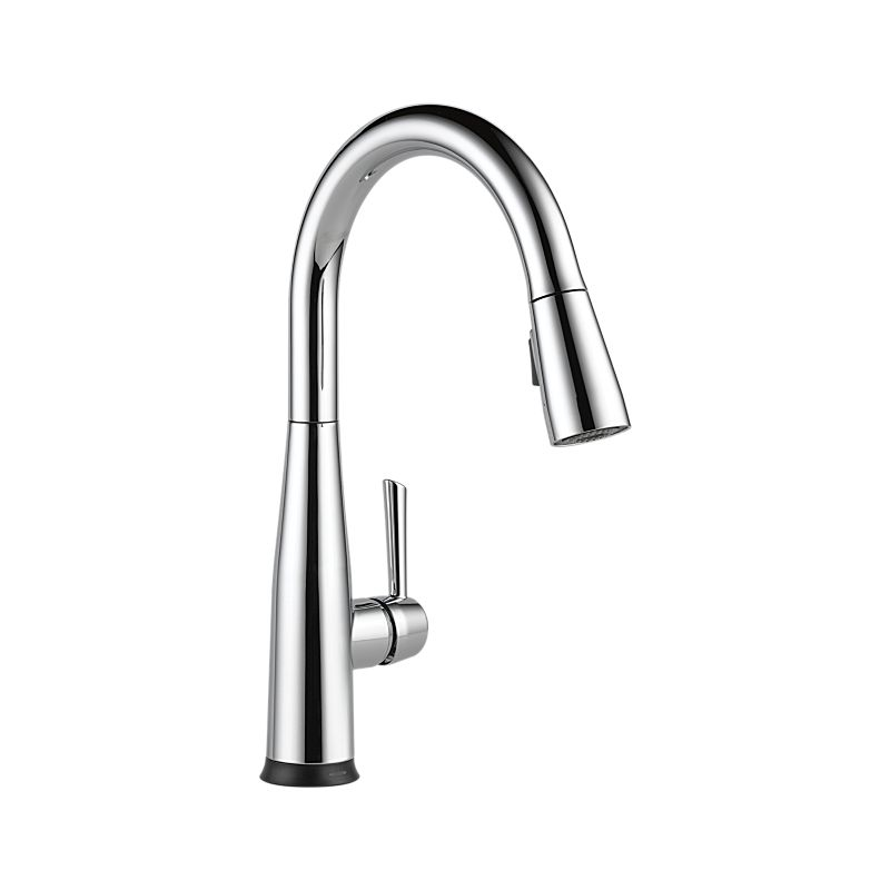 9113t Dst Essa Single Handle Pull Down Kitchen Faucet With