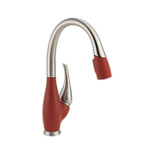 Fuse Single Handle Pull-Down Kitchen Faucet