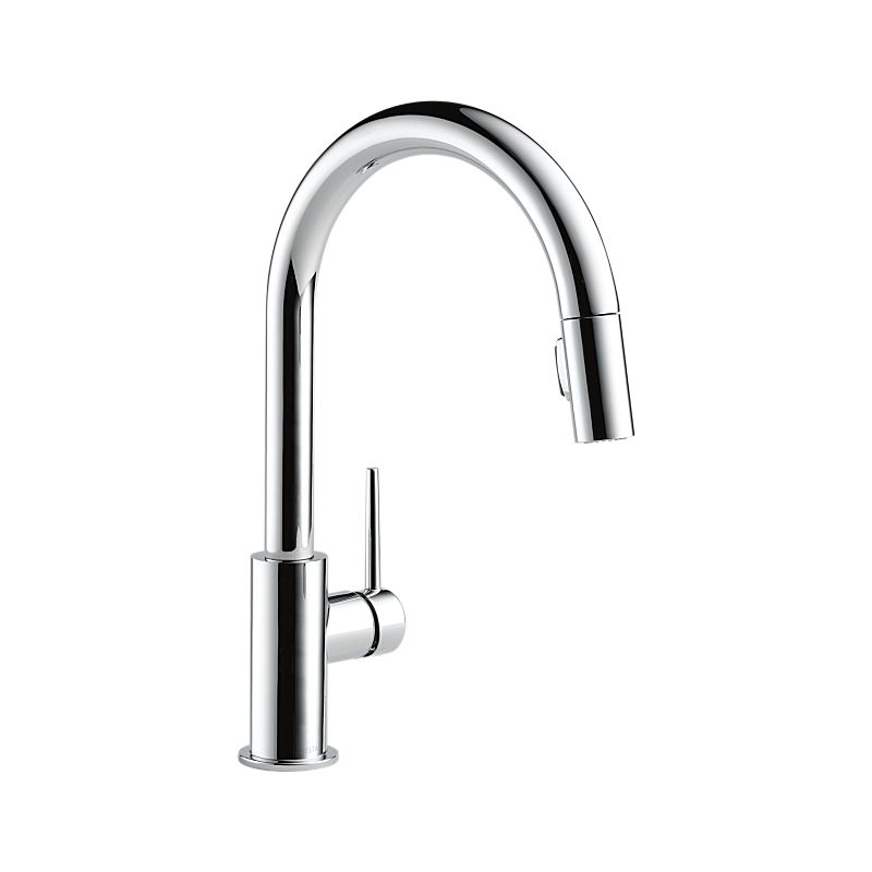 9159-DST Trinsic® Single Handle Pull-Down Kitchen Faucet : Kitchen ...
