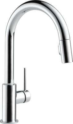 Trinsic® Single Handle Pull Down Kitchen Faucet