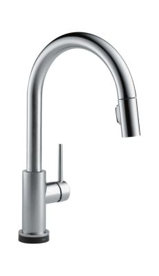 Trinsic Single Handle Pull-Down Kitchen Faucet with Touch2O Technology