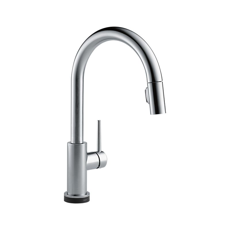 9159T-AR-DST Trinsic® Single Handle Pull-Down Kitchen Faucet with ...