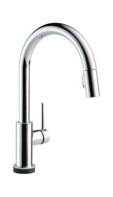 9159t Dst Trinsic Single Handle Pull Down Kitchen Faucet With