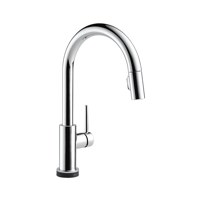 9159T-DST Trinsic® Single Handle Pull-Down Kitchen Faucet with ...