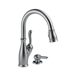 Leland® Single Handle Pull-Down Kitchen Faucet