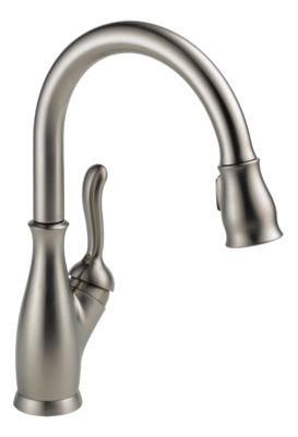 Leland Single Handle Pull-Down Kitchen Faucet
