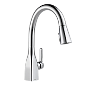 Single Handle Pull-Down Kitchen Faucet with ShieldSpray