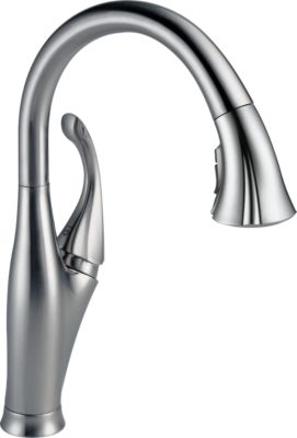 Delicieux Addison® Single Handle Pull Down Kitchen Faucet With ShieldSpray