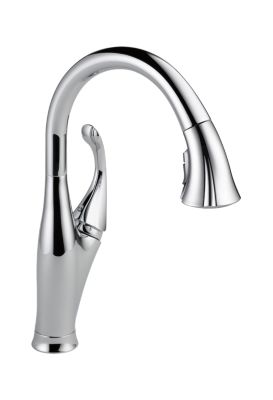 Addison Single Handle Water Efficient Pull-Down Kitchen Faucet